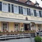 Foto zu Restaurant Stivale im Hotel Gold'ne Krone: Restaurant Stivale im Hotel Gold'ne Krone