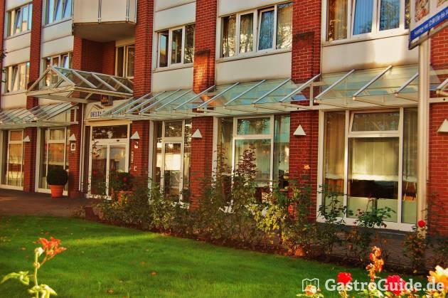 Restaurant europa garten im best western delta park restaurant in 68165 mannheim for Gutes restaurant mannheim