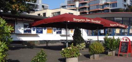 Bild von Biergarten Zum Rheinblick