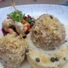 Foto zu Kleine Burg: KöKlo mit Kartoffelstampf