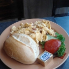 Foto zu Café Engelke: lecker Rührei