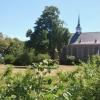 Blick zur Abtei