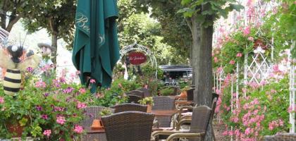 Bild von Bellevue Rheinhotel · Le Jardin