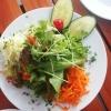 gemischter Beilagensalat