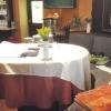 Tisch des Patron