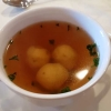 Markklößchensuppe