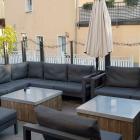 Foto zu Hosser's Hotel Restaurant: Außenchillecke