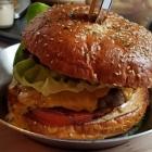 Foto zu Hosser's Hotel Restaurant: Wildburger