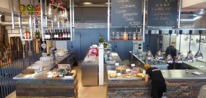 Bild von Die Küche Im Kraftwerk