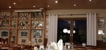 Bild von Der Diner im Sportheim Züttlingen