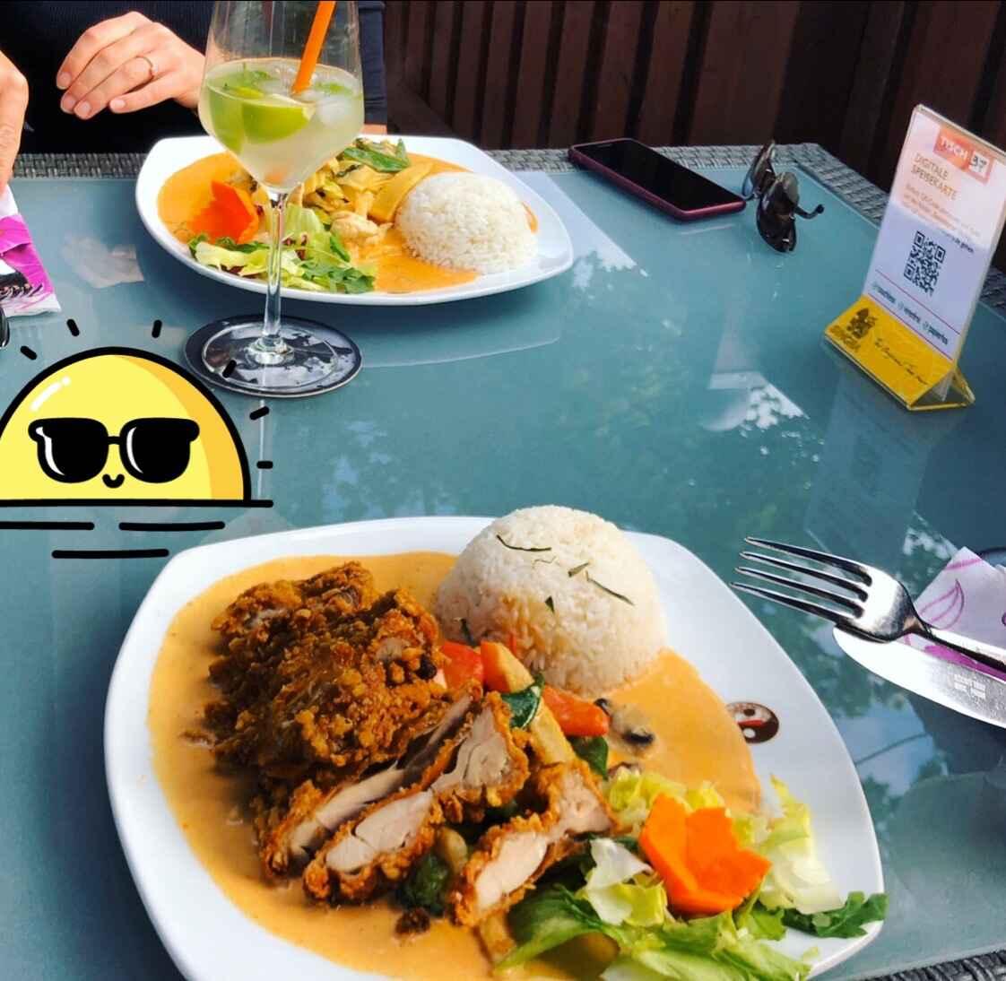 Bild zur Nachricht von Duck & Curry