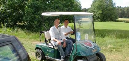 Fotoalbum: Golfplatz Prenden