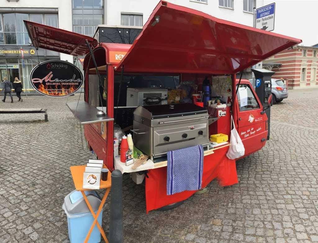 Bild zur Nachricht von Grillmobil Oranienburg