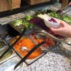 Foto zu MAXI-Autohof Lauenau: Salatbuffet