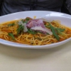 Il Colosseo Spaghetti Rucola