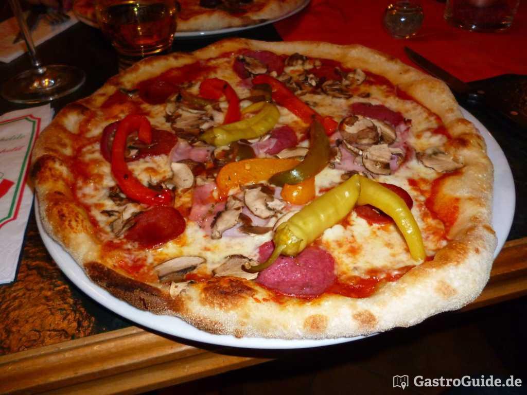 Da Mario - Pizzeria im Tennisheim Restaurant, Pizzeria in 66629 Freisen