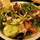 Foto zu Da Mario - Pizzeria im Tennisheim: Kleiner gemischter Salat