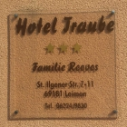 Foto zu Hotel Traube: