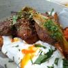 Osmanin Kebabi - gegrillte Hackfleischbällchen