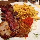 Foto zu Zur Schwenke: Grillteller