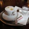 Espresso macchiato € 1,90