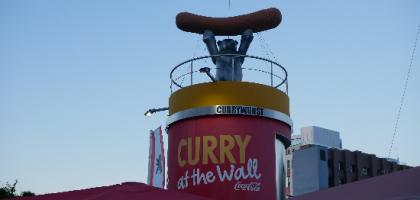 Bild von Curry at the Wall
