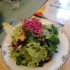 Beilagensalat am Apfelvinaigrette