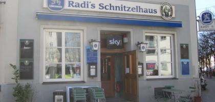 Bild von Radi's Schnitzelhaus