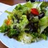 großer Beilagensalat