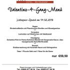 Foto zu Restaurant Steak & Mehr im Hotel Hölter: Valentinstag 2016