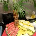 Foto zu Fore Seasons Restaurant: Eine Obst Palme für Jedermann