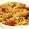 Spaghetti Gamberoni Aglio Olio Peperoncini