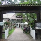 Foto zu Cafe im Brettmanns Hof: Eingang
