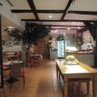 Foto zu Cafe im Brettmanns Hof: Innenansicht