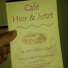 Foto zu Café Hier & Jetzt: