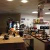 Offener Bereich mit Buffet- und Küchenblick