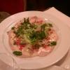 Vitello Tonnato mit Rucola-Feiséesalat für 12,50 €