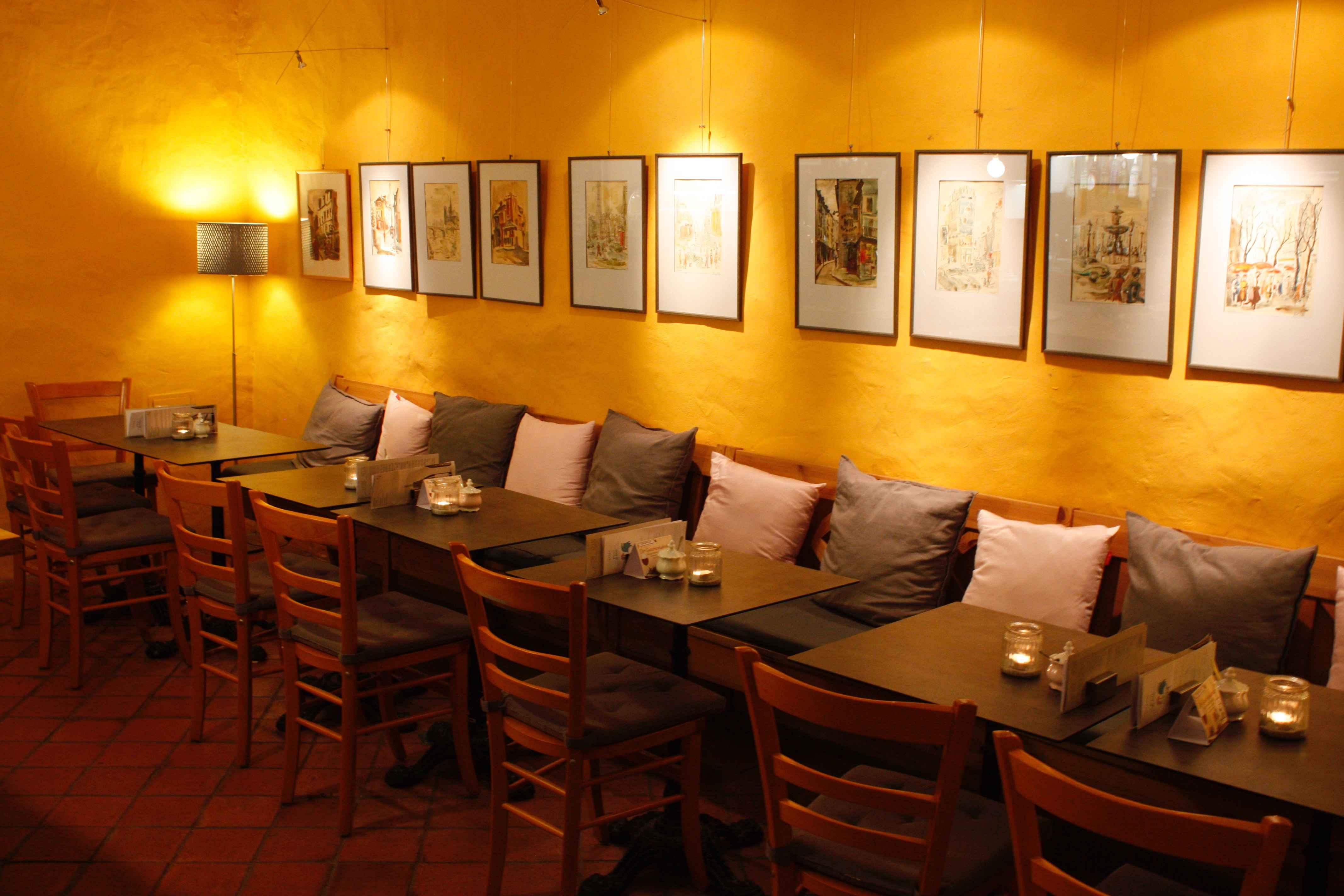 Bild zur Nachricht von Café du Jardin &  Vinothek WERKSTÜCK WEIMAR