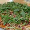 Pizza Rusticana + Rucola