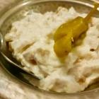 Foto zu Restaurant Közüm - Anatolische Spezialitäten: Pürierte Auberginen mit Joghurt und Knoblauch