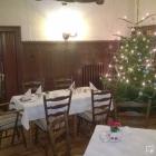Foto zu Restaurant im Hotel Storck: Gastraum von dem viele Nieschen abzweigen