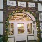 Foto zu Restaurant im Hotel Storck: Wiederaufgebautes Fachwerk