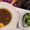 Ragout vom Rind mit Broccoli