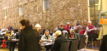 Bild von Café im Haus der Katholischen Kirche Stuttgart