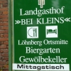 Neu bei GastroGuide: Landgasthof Bei Kleins