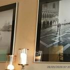 Foto zu Ristorante Francesca: Die  Wanddeko