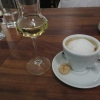 Espresso macchiato / Grappa