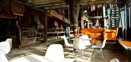 Bild von Café Kohlenwäsche Zollverein Areal A