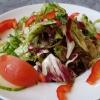 Beilagensalat mit Essig/Öl
