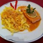 Foto zu La Tavernetta - Osteria: Salmone al Prosecco